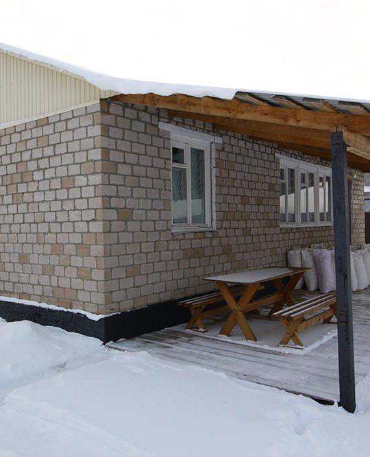 Ферма шиншилл в Башкирии