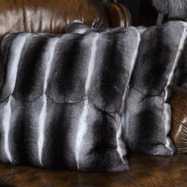 Подушка из меха 1